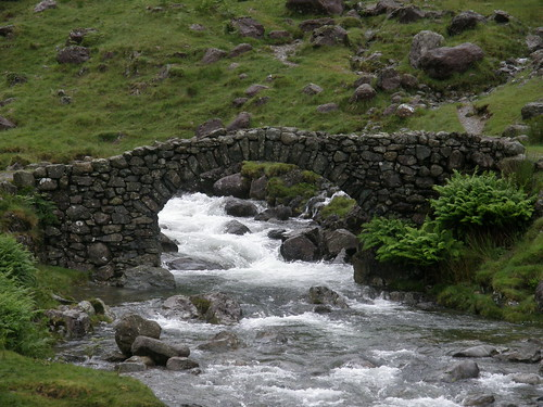 Lingcove Beck Bridge