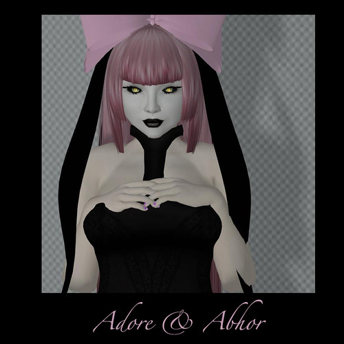 Adore & Abhor @ World Goth Faire 2013