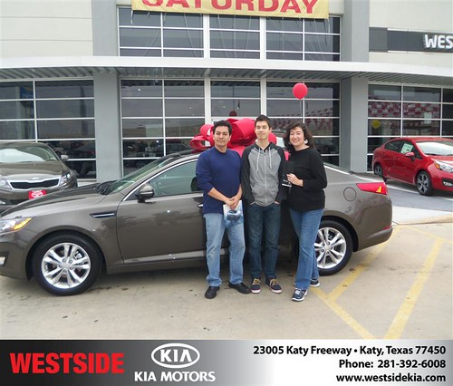 Happy Birthday to Rogelio Navarro from Suliveras Wilfredo and everyone at Westside Kia! by Westside KIA