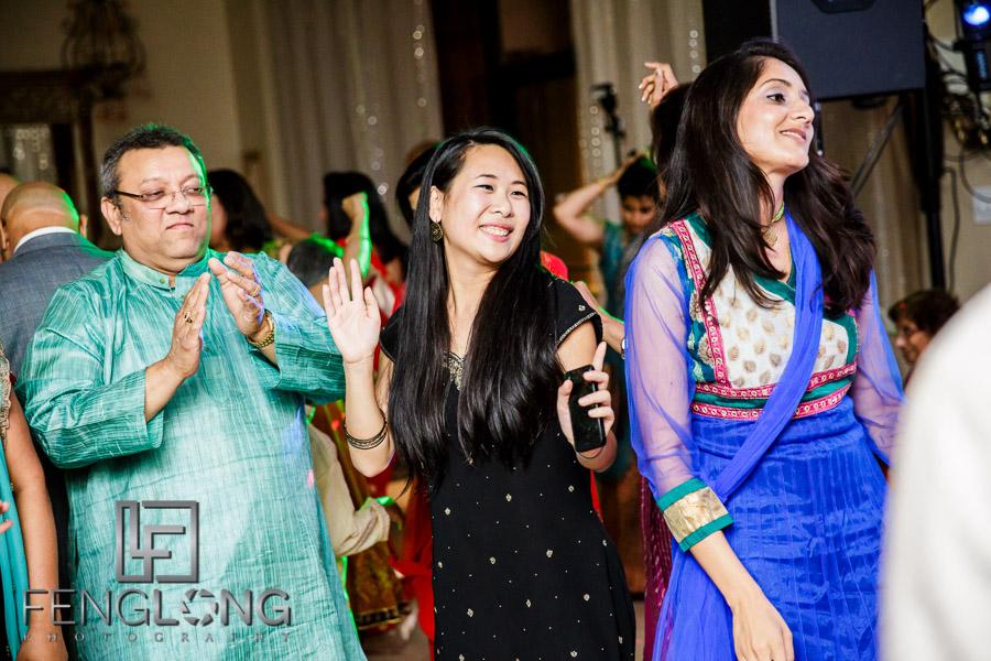 Sangeet | 5th Avenue Event Hall | Atlanta Ismaili Muslim Wedding Photography