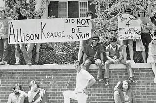 U of MD Students Denounce Killings at Kent State: May 1970