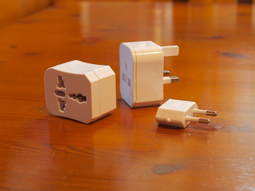AirAsia Konnext Travel Adapter