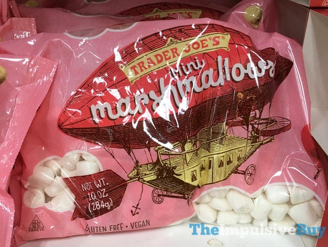 Trader Joe's Mini Marshmallows