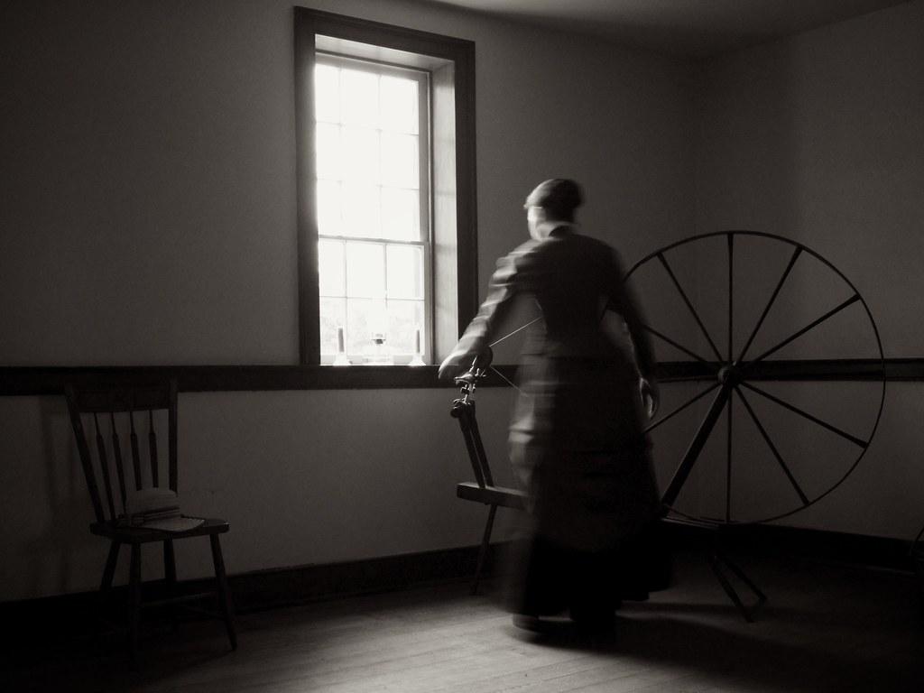Walking the Great Wheel
