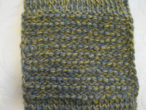 tunisian purl stitch