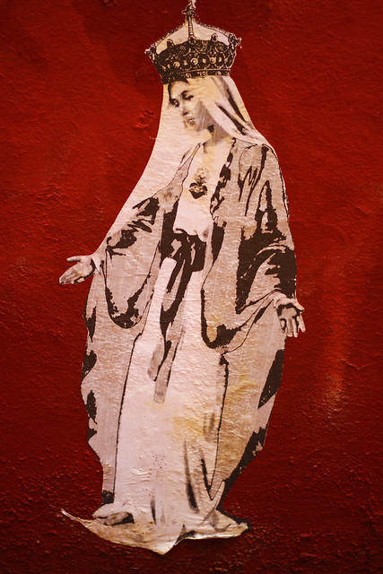 Mother Mary of the Wall