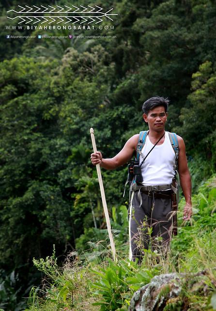 Joel Ognayon in Batad Ifugao