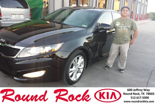 Round Rock Kia Testimonials and Reviews-Greg Ortega by RoundRockKia