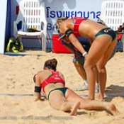 Hey, thats beach volley, not only beach ;).