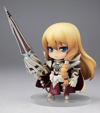 Default pose of Nendoroid Petit Arianrhod