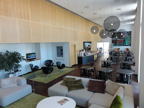 Hilton Copenhagen Airport Executive Lounge