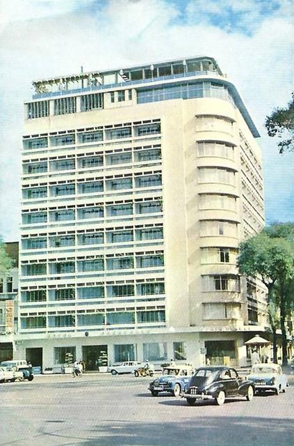 Saigon 1960s - Caravelle Hotel