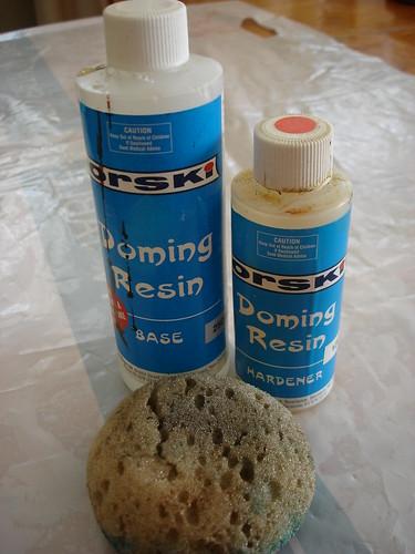 Resin paper tutorial #2