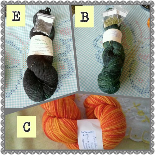Yarn choices...so far... by chauntelensey
