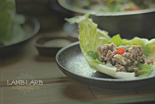 Lamb Larb