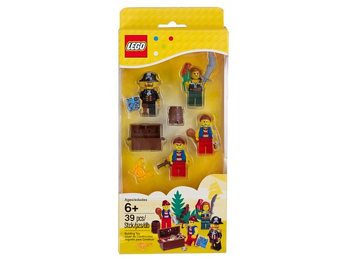 850839 LEGO Classic Pirate Set BOX