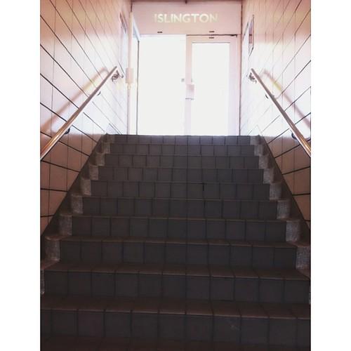 #islington#subway#station#TTC#Toronto#westend#publictransit#stairs#InstaSize