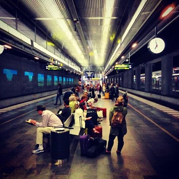 Hejdå Malmö. På återseende.