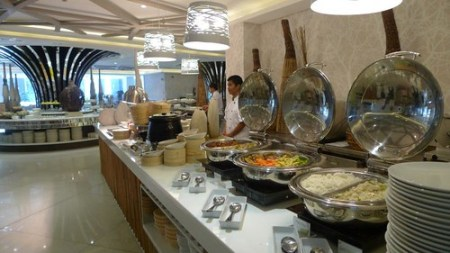 GREENLEAF HOTEL BUFFET