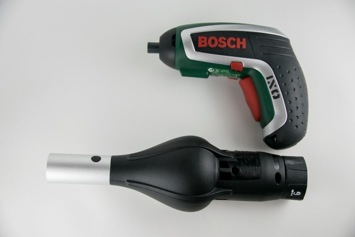 BOSCH(ボッシュ) バッテリードライバーIXO用BBQファンアダプター[BBQ]