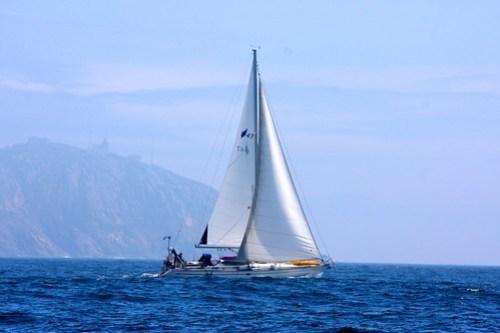Caspara utenfor Cabo Finesterra