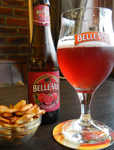 Belgian Beer: Belle-Vue Framboise