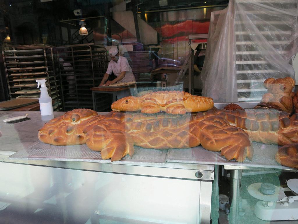 Boudin Bakery San Francisco