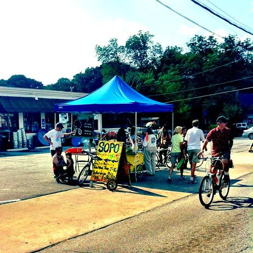 SoPo bike co-op at Atlanta