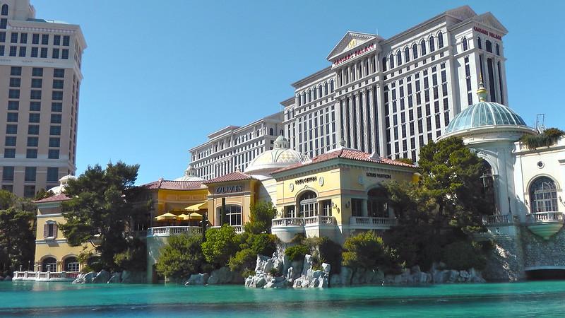 Whatever happens in Vegas stays in Vegas