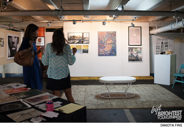 ConnerSmith Gallery hosts the 2013 (e)merge Art Fair at the Capital Skyline Hotel in Washington, DC on October 3, 2013.
