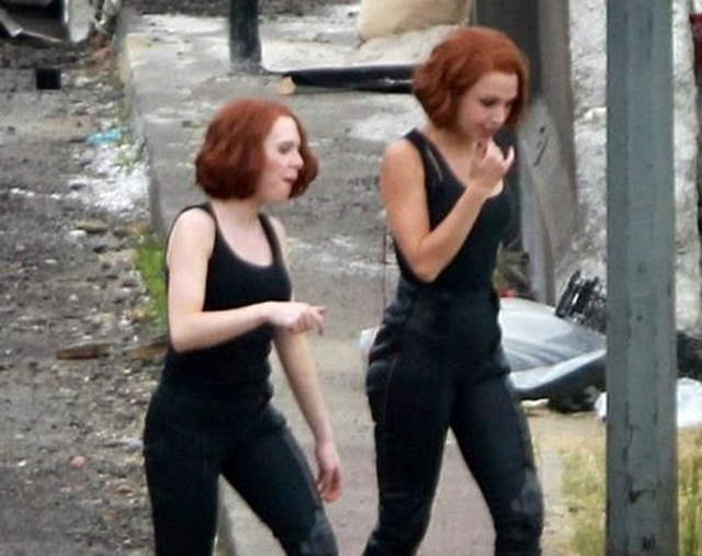 black widow doubles