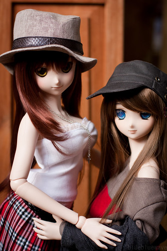 My Yoko and Shadonia's Kairi