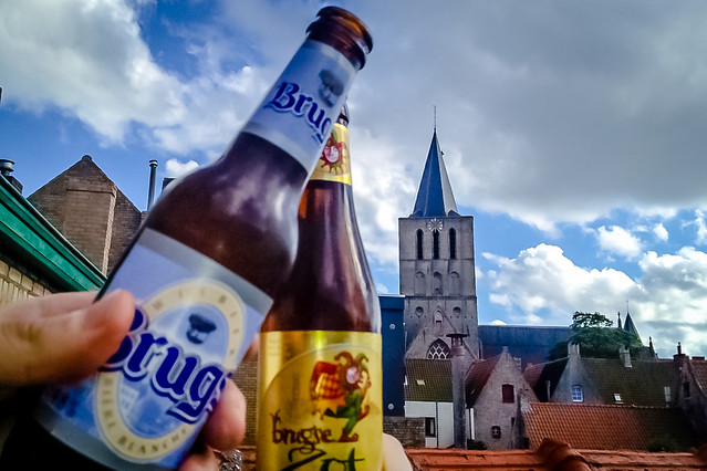 Cheers to Bruges