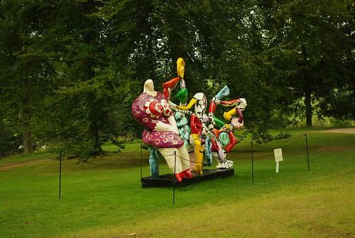 20130807-89_Odd Art Sculpture - La Machine A Rever (1970) by Niki de Saint-Phalle by gary.hadden