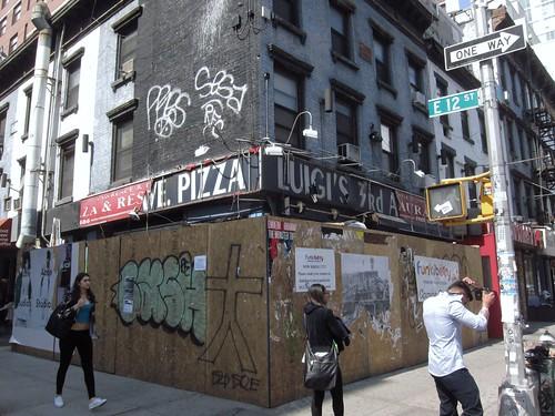 Luigi's 3rd Ave. Pizza