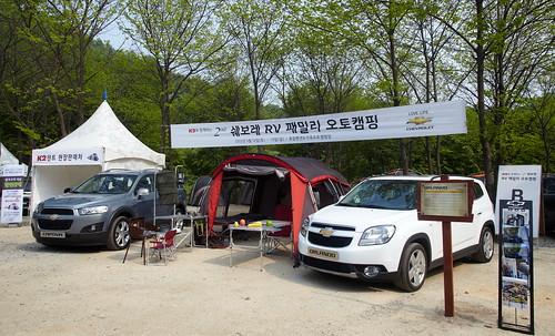 쉐보레 RV 패밀리 오토캠핑_2