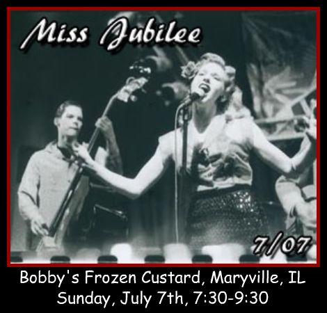 Miss Jubilee 7-7-13
