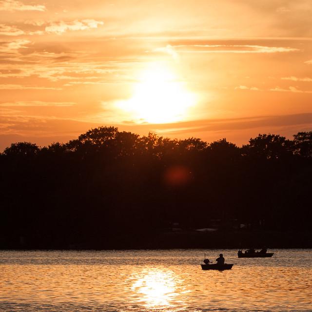 Sundown Fishing