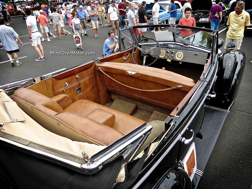1937 Cadillac Fleetwood 70