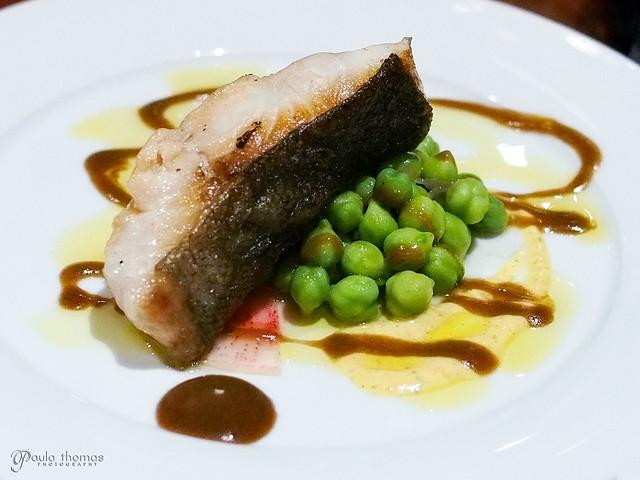 Pan Seared Black Cod