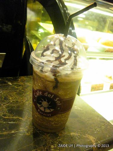 Café Del Sol Mocha Frappuccino