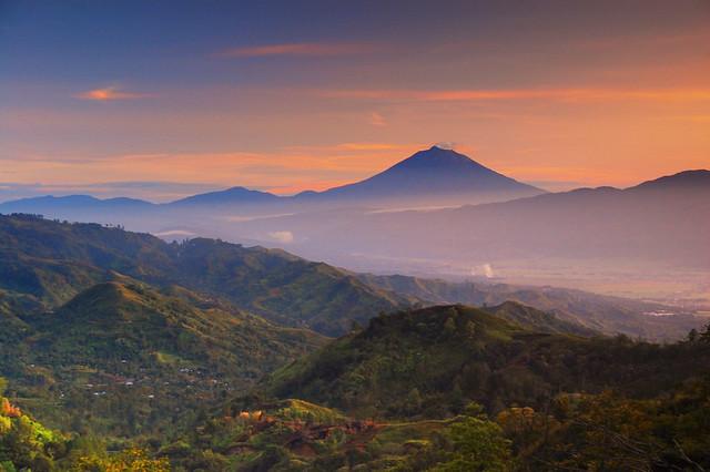 View From Bukit Kayangan-Kerinci,