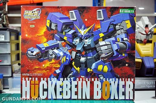 Kotobukiya SRW OG Huckebein Boxer RTX-011AMB Unboxing Review (1)