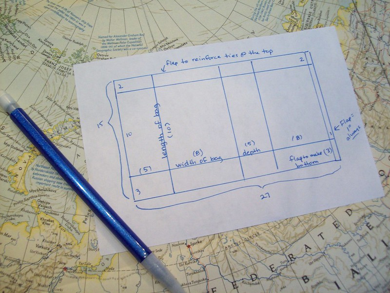 Determining dimensions and sketching