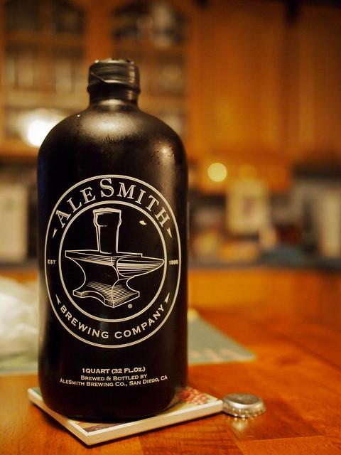 AleSmith Speedway Stout (Vietnamese Coffee)