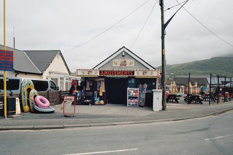 Fairbourne ammusments