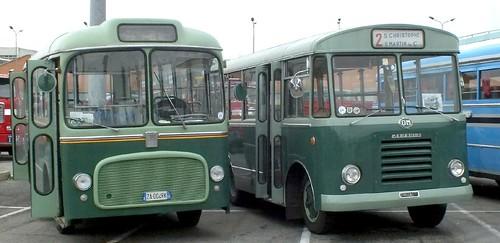 Fiat 414 & OM Tigrotto