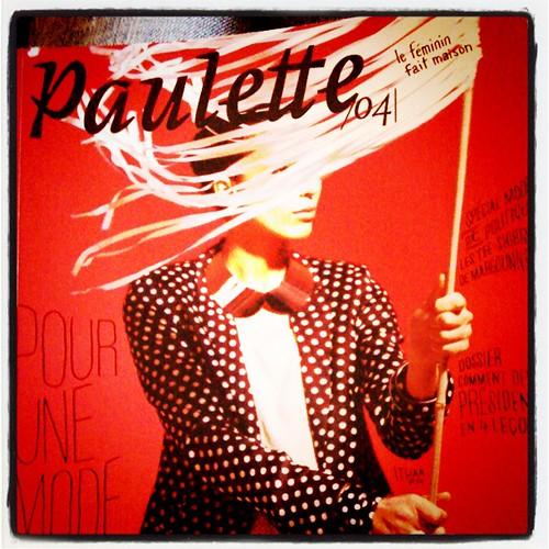 #Paulette est arrivée !!