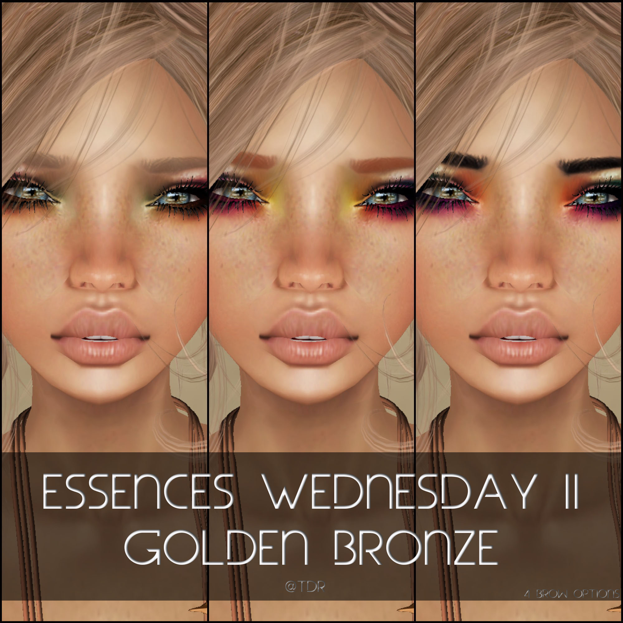 Essences Wednesday II - Golden Bronze