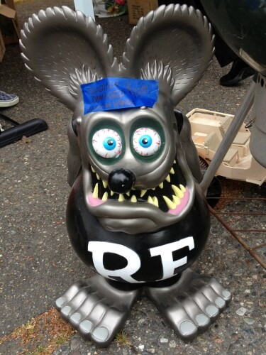 Giant Rat Fink